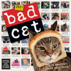 Bad Cat Wall Calendar 2021 Cover Image