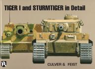 Tiger I and Sturmtiger in Detail Cover Image