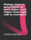 Dialogo sopra la generatione de venti baleni tuoni fulgori fiumi laghi valli et montagne Cover Image