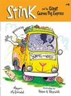 Stink and the Great Guinea Pig Express (Book #4) Cover Image