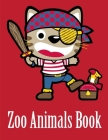 Zoo Animals Book: coloring pages for adults relaxation with funny images to Relief Stress Cover Image