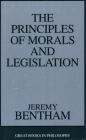 The Principles of Morals and Legislation (Great Books in Philosophy) Cover Image