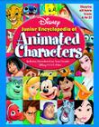 Disney's Junior Encyclopedia of Animated Characters: Including Characters from Your Favorite Disney Pixar Films Cover Image