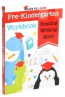 Ready to Learn: Pre-Kindergarten Workbook Cover Image