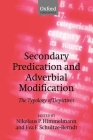 Secondary Predication and Adverbial Modification: The Typology of Depictives Cover Image