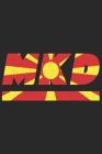 Mkd: 2020 Kalender mit Wochenplaner mit Monatsübersicht und Jahresübersicht. Wochenübersicht mit Feiertagen samt Punktraste Cover Image