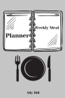 Weekly Meal Planner: 978-1-716-22634-2 Cover Image