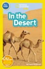 National Geographic Readers: In the Desert (Pre-Reader) Cover Image