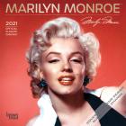 Marilyn Monroe 2021 Mini 7x7 Foil Cover Image