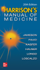 Harrisons Manual of Medicine, 20th Edition Cover Image