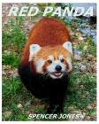 Red Panda: Learn About Red Pandas-Amazing Pictures & Fun Facts Cover Image
