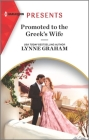 Promoted to the Greek's Wife: An Uplifting International Romance Cover Image
