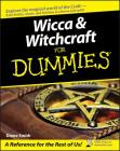 Wicca and Witchcraft for Dummies Cover Image