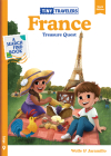 Tiny Travelers France Treasure Quest Cover Image