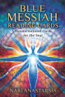Blue Messiah Reading Cards: Transformational Cards for the Soul (Reading Card Series) Cover Image