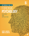 Introduction to Forensic Psychology: Research and Application Cover Image