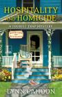 Hospitality and Homicide Cover Image