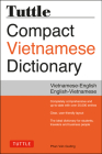 Tuttle Compact Vietnamese Dictionary: Vietnamese-English English-Vietnamese Cover Image