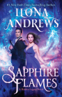 Sapphire Flames: A Hidden Legacy Novel Cover Image