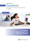 Lippincott CoursePoint for Taylor's Fundamentals of Nursing: The Art and Science of Person-Centered Nursing Care Cover Image