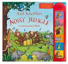 Axel Scheffler's Noisy Jungle: A Counting Sound Book Cover Image