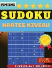 Sudoku-Zeit: Schwierige Sudoku-Rätsel Buch Cover Image