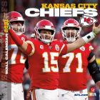 Kansas City Chiefs 2021 12x12 Team Wall Calendar Cover Image