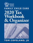 Family Child Care 2020 Tax Workbook and Organizer (Redleaf Business) Cover Image