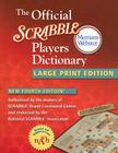 The Official Scrabble Players Dictionary Cover Image