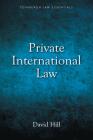 Private International Law (Edinburgh Law Essentials) Cover Image