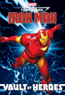 Marvel Vault of Heroes: Iron Man Cover Image