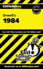 1984 (Cliffs Notes (Audio)) Cover Image