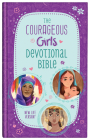 The Courageous Girls Devotional Bible: New Life Version Cover Image