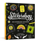 Stickerology: 928 Astrology Stickers from Aries to Pisces Cover Image