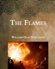 The Flames: A Fantasy- Large Print Cover Image