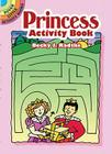 Princess Activity Book (Dover Little Activity Books) Cover Image