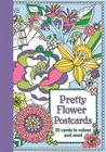 Pretty Flower Postcards Cover Image