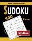 Sudoku: 500 Medium Puzzles Cover Image