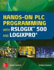 Hands-On Plc Programming with Rslogix 500 and Logixpro Cover Image