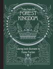 Tales from the Forest Kingdom Coloring Book Cover Image