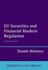 Eu Securities and Financial Markets Regulation (Oxford European Union Law Library) Cover Image