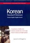 Korean-English/English-Korean Standard Dictionary (Hippocrene Standard Dictionary) Cover Image