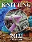 Knitting 2021 Calendar Cover Image