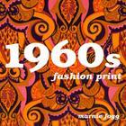 1960s Fashion Print Cover Image