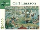 Puzzle-Carl Larsson Crayfishin (Pomegranate Artpiece Puzzle) Cover Image