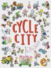 Cycle City: (City Books for Kids, Find and Seek Books) Cover Image