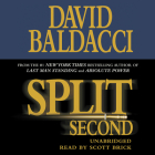 Split Second (King & Maxwell Series) Cover Image
