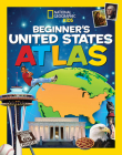 National Geographic Kids Beginner's United States Atlas Cover Image