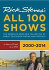 Rick Steves' Europe All 100 Shows DVD Boxed Set 2000-2014 Cover Image