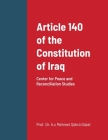 Article 140 of the Constitution of Iraq Cover Image